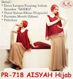 Aisyah Hijaber SOLD OUT