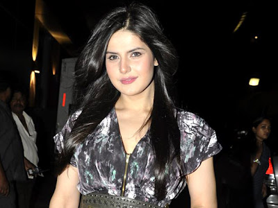Zarine Khan at  'Housefull 2' First look launch Images,Photo gallery
