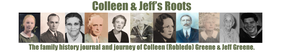 Colleen and Jeff's Roots