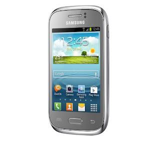 Spesifikasi & Harga Samsung Galaxy Young GT-S6310