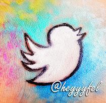* tweet tweet *   ♥(ノ´∀`)(´ε` )♡