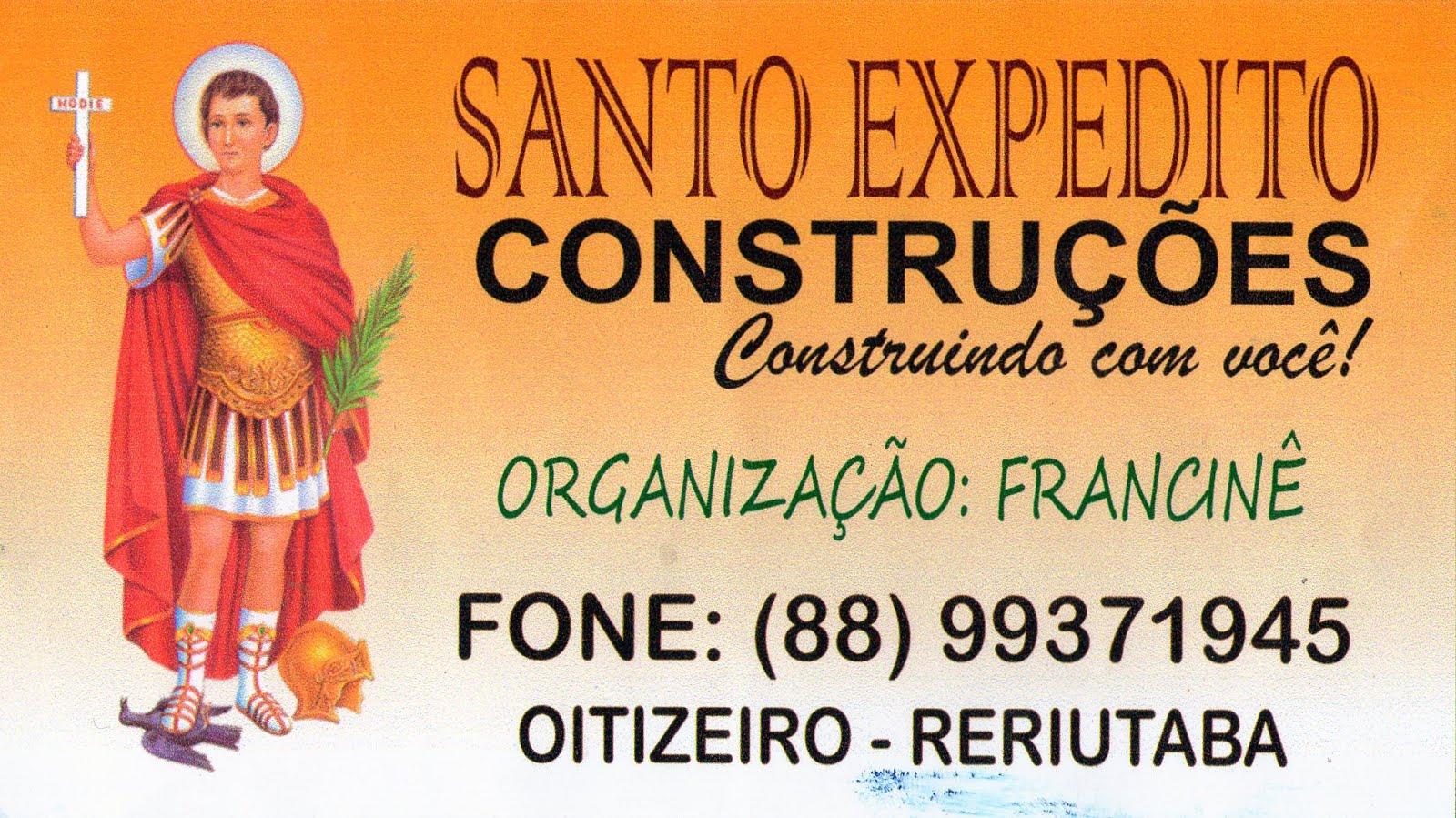 Santo Expedito Construções em Oitizeiro