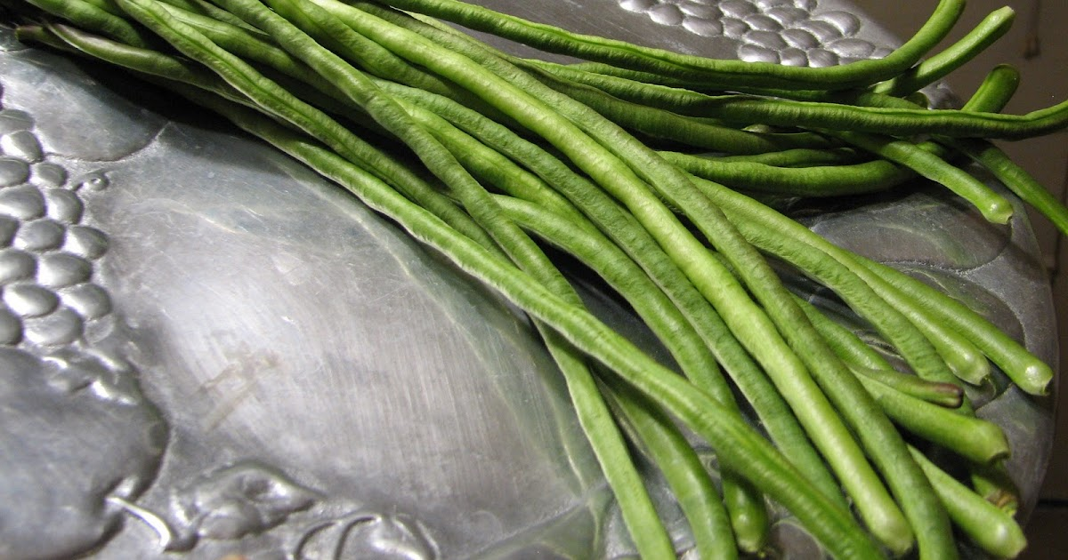 how to cook pole beans