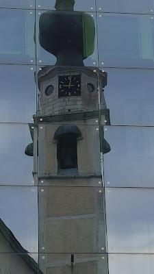 Brevetti +2 - Foto di Alberto Cardino: Campanile della Chiesa di Folgaria