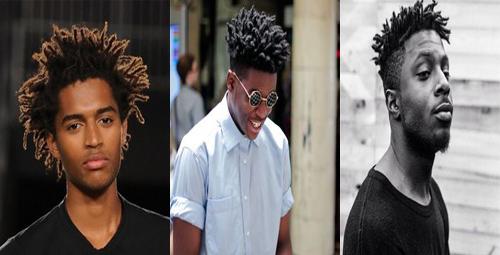 Os cabelos black power e afro dreads estão em alta.