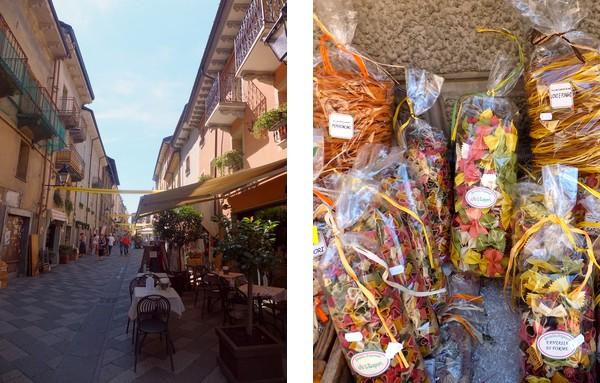 Aoste Aosta Italie rue