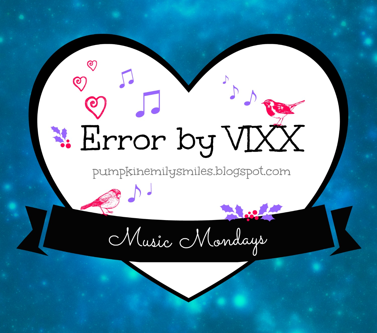 Error by VIXX Music Mondays