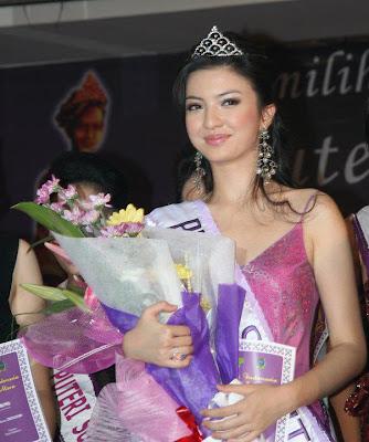 Raline Shah Puteri Favorit 2008