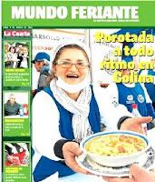 MUNDO FERIANTE EN EL PAÍS DE CHILE