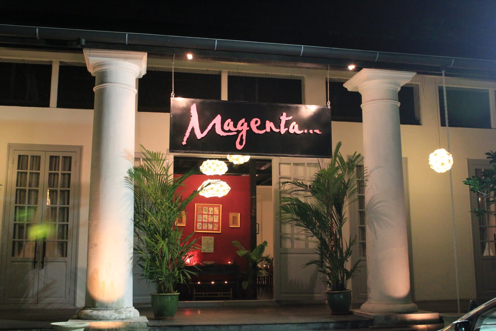 magenta | eat play love