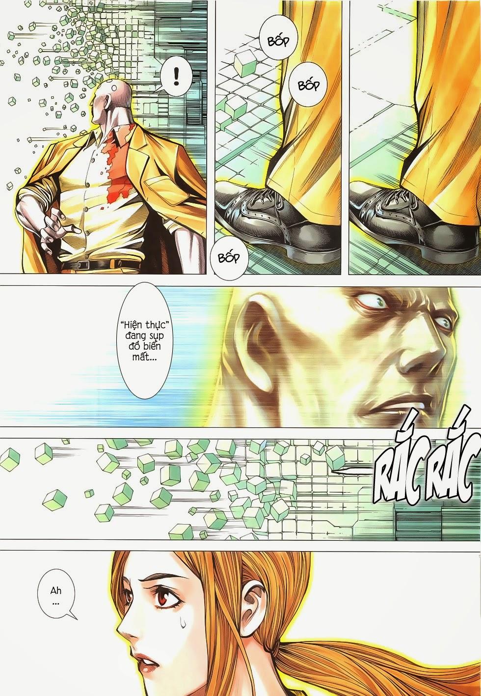 Đại Quân Phiệt chap 53 - Trang 29