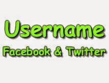 Cara Mencari Username Facebook Dan Twitter