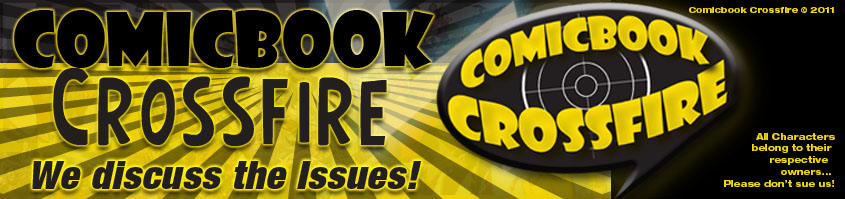 Comicbook Crossfire