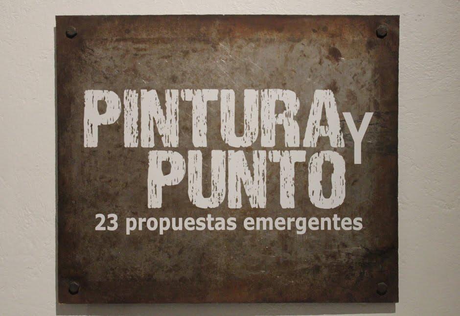 PINTURA, Y PUNTO.