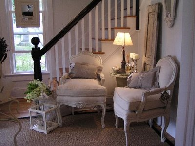 Eye For Design From The Barn To The ManorDecorating With Burlap