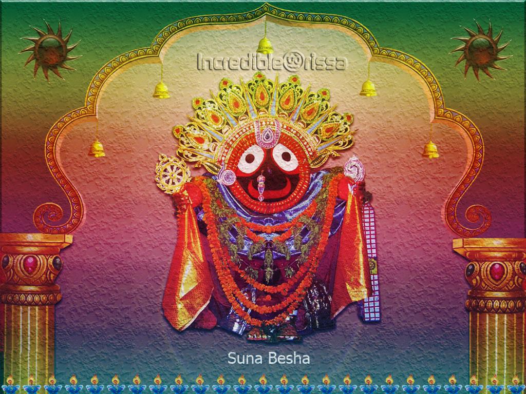 Simple Wallpaper Lord Jagannath Puri - sunabesa-of-lord-jagannath  You Should Have_713621.jpg