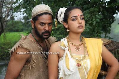 Urumy malayam movie still