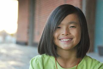 Lily Kay Zibing (8) - adopted at 3 years, 11 mos.