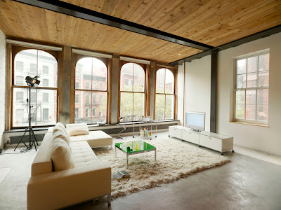 2013 Elegant Big Living Room