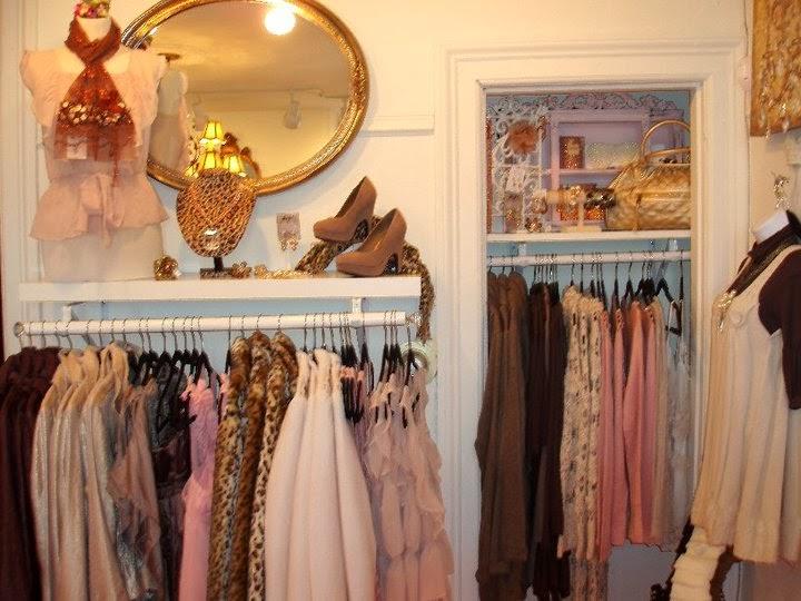 flourish boutique pink and cream