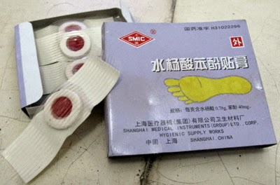 chinese medicine for wart