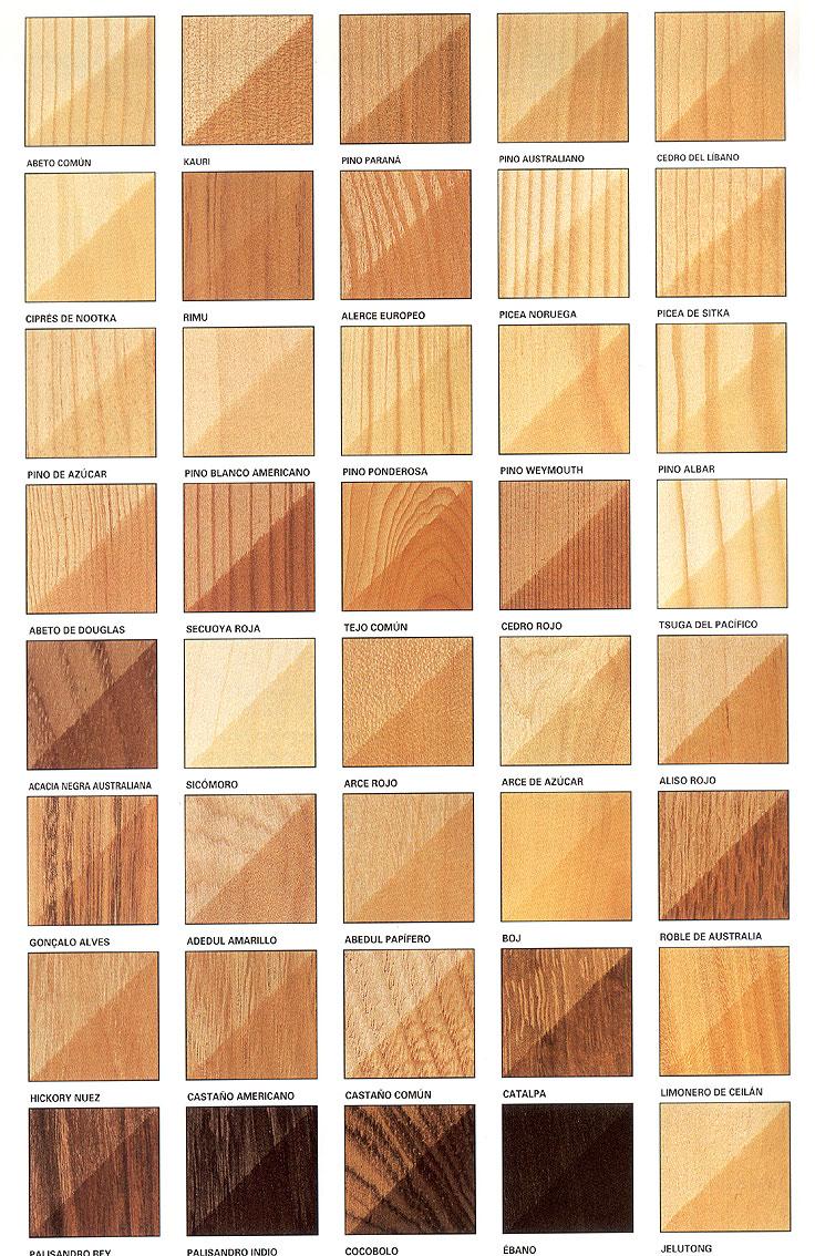 Mi mundo a escala maderas introducci n - Tinte para madera casero ...