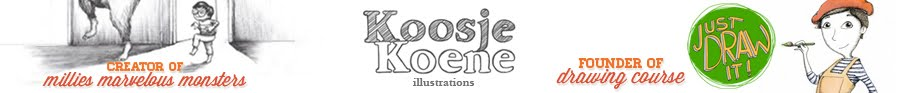 Koosje Koene Illustrations - Learn to draw