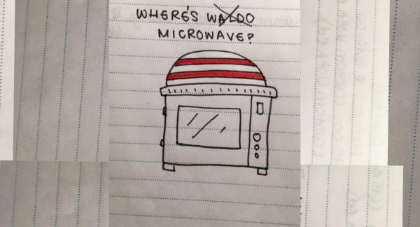 Broken Campus Microwaves