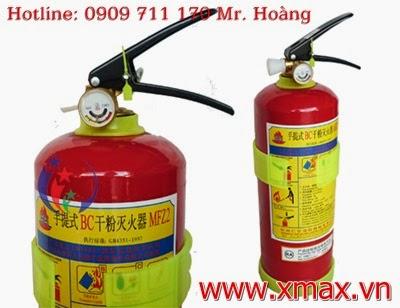Cung cấp các loại bình chữa cháy và phụ kiện thiết bị pccc giá rẻ Seasion 1