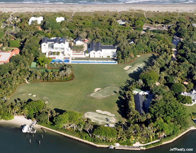 tiger woods house jupiter island. Tiger Woods reported on his