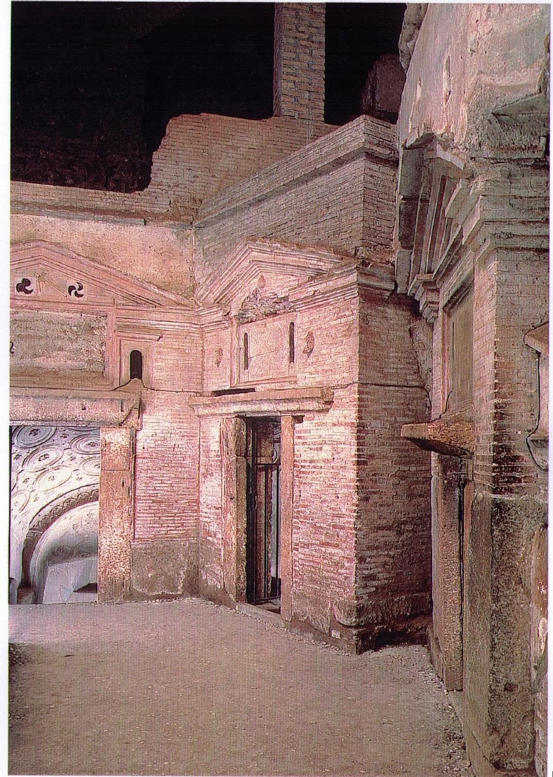 Venerdi 25 aprile, h 11.00  S Sebastiano Fuori le Mura, le Catacombe e il giro delle sette chiese