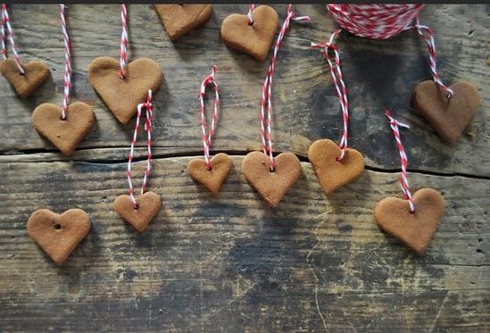 Dekoideen Weihnachten 2013 : Dass man leckere Kekse nicht nur essen ...