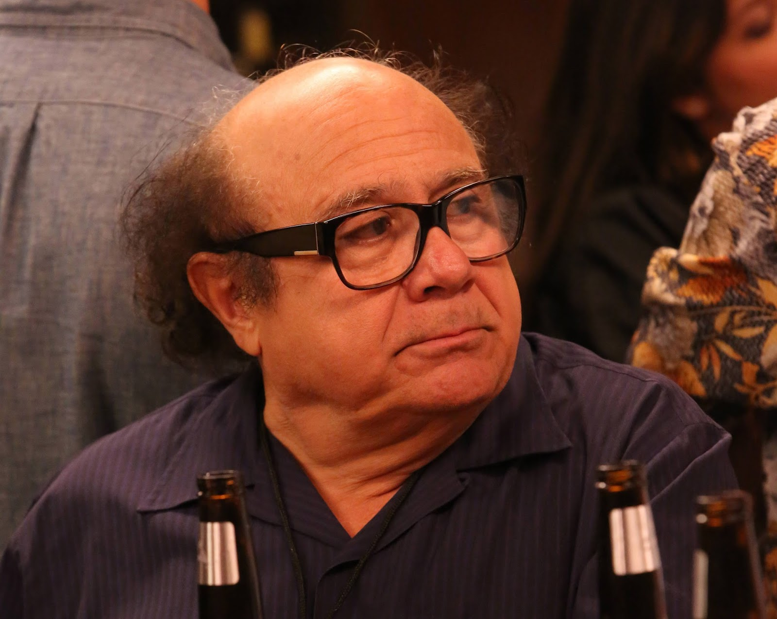 Danny de Vito broke up with his wife after 30 years of marriage 09.10.2012 9