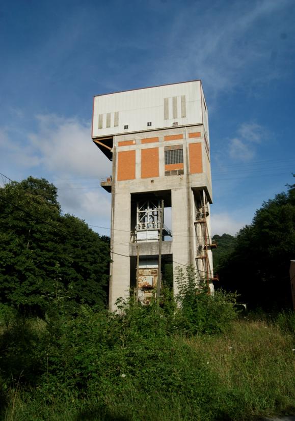 Torre de extracción de Mosquitera