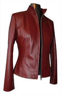 The Martha Jones Companion Jacket from Doctor Who, a Genuine Leather Jacket by AbbyShot