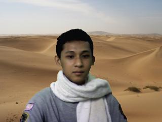 Mengganti Background Foto Dengan Photoshop