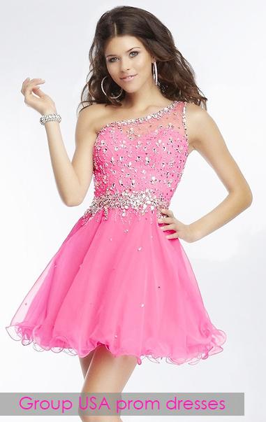 Group USA Prom Dresses