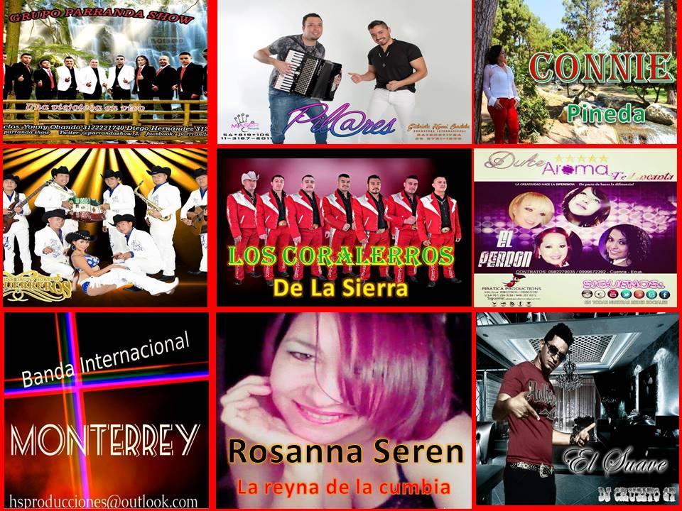 Los  Artistas Internmacionales de Radio Cruzito gt