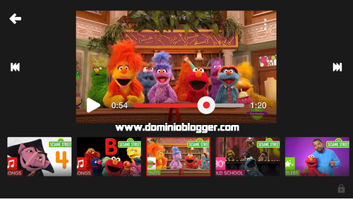 Los mejores videos para chicos en Youtube Kids