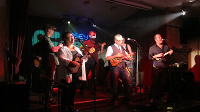 N'Ukes ukulele gig at The Cosey Club 3