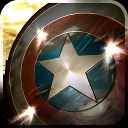 Capitão América - Papel de parede animado grátis