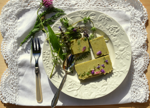 Wildkräuterterrine