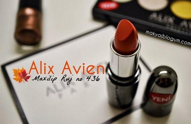 Alix Avien yılbaşı makyaj önerileri