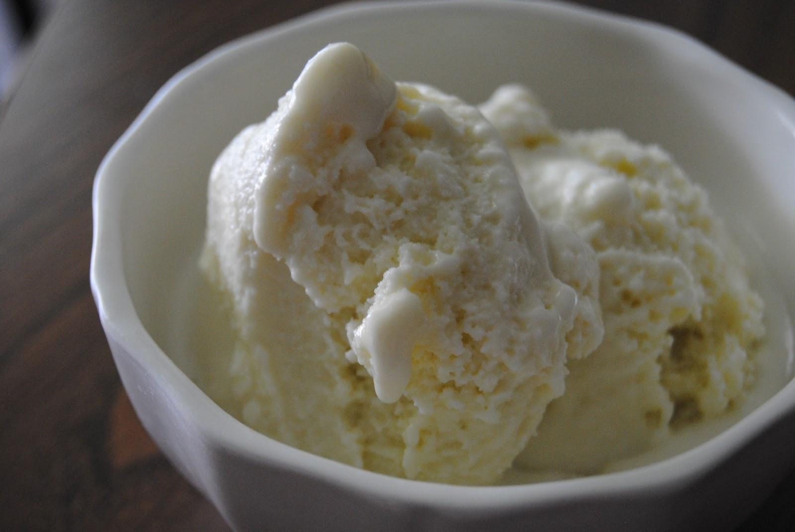Coconut Ice Cream Recipe — Dishmaps