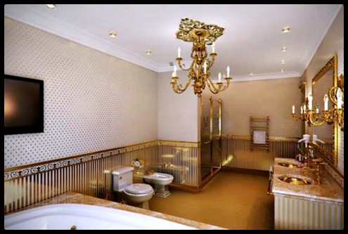 Loveisspeed Splash Your Bathroom