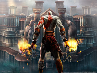 Papel de Parede - God of War II