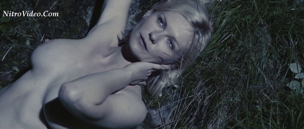 Kirsten Dunst Firm Tits And Naked Body Laying On The Ground