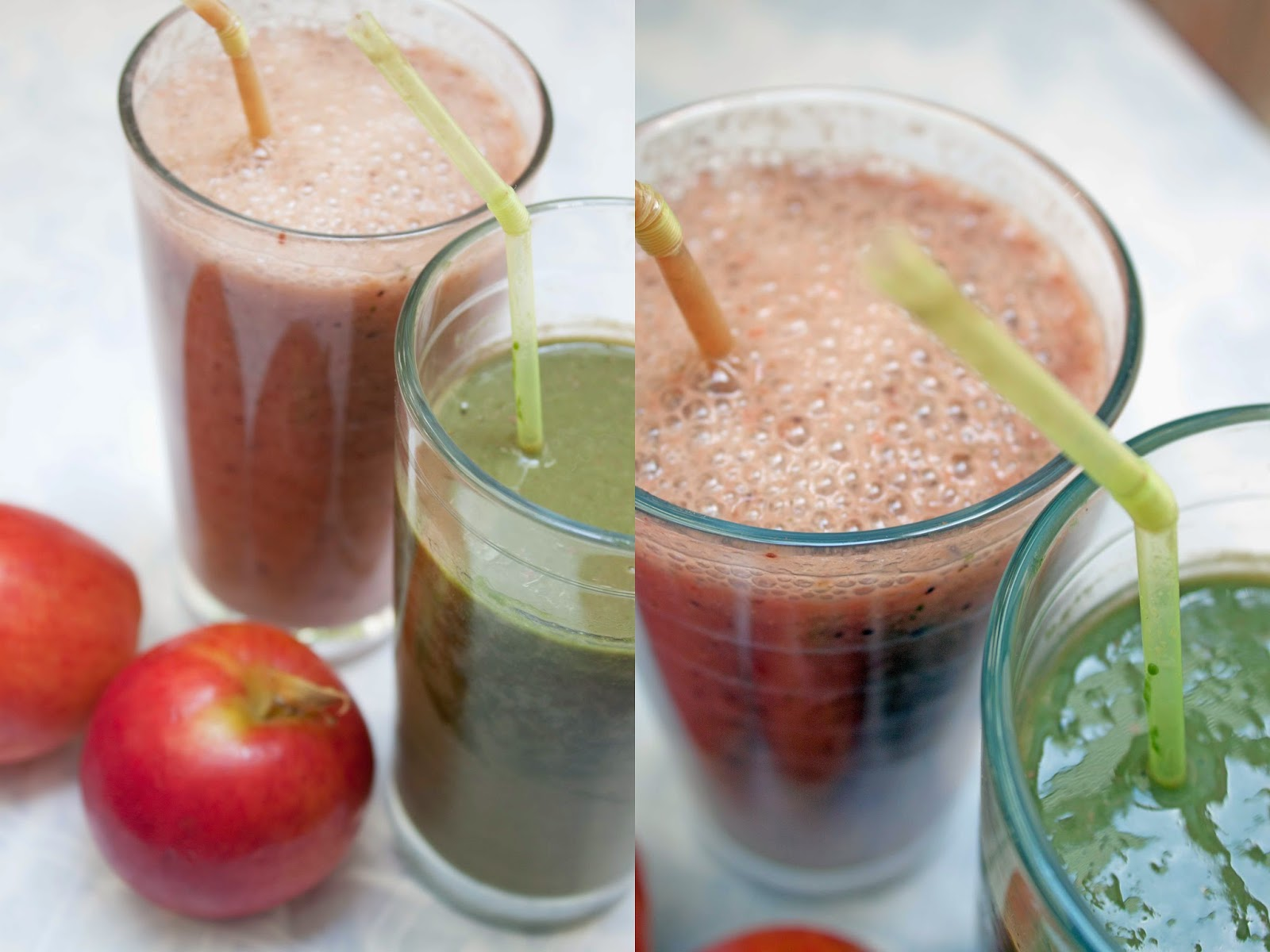 FOOD : SMOOTHIES WITH GOODNESS