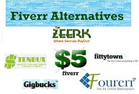 10 Best Fiverr Alternatives to Make Money Online
