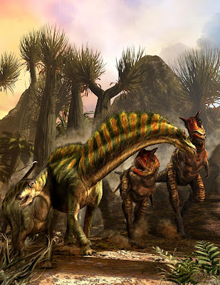 species new to science paleontology � 1985 carnotaurus